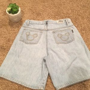 Disney Shorts - Vintage Mickey Mouse Shorts